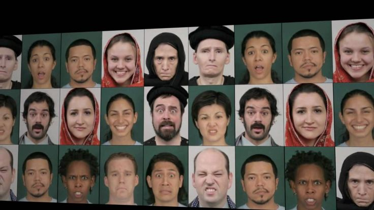 Science Today: Facial Expressions | California Academy of Sciences