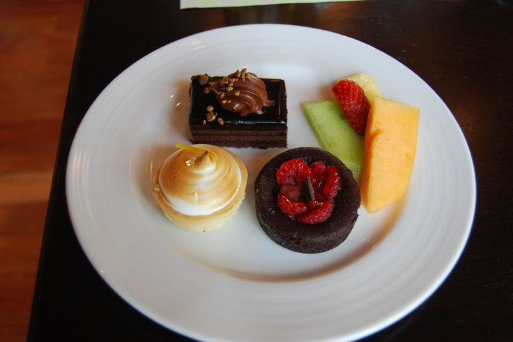 Dessert, lunch, The Strand, Dubai Marina