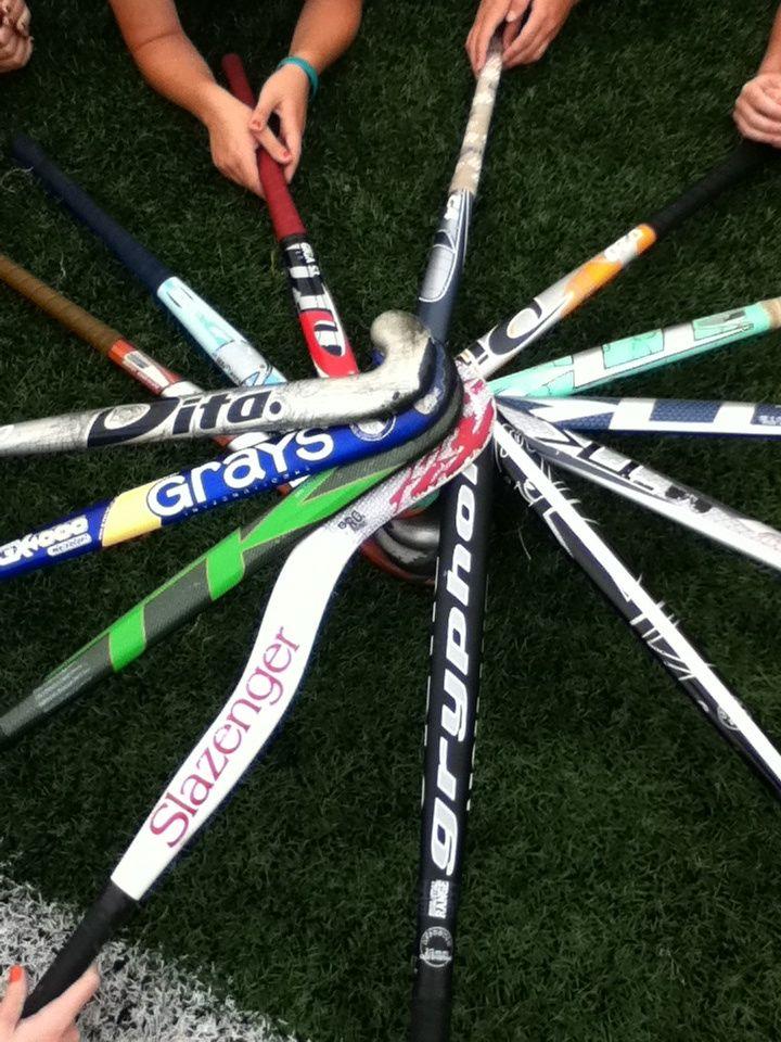 Hockey stick kick bus piss