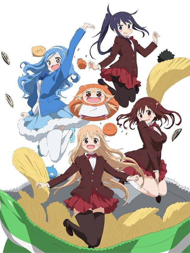 Himouto! Umaru-chan gets new OAD to be bundled with manga - http://wowjapan.asia/2016/12/himouto-umaru-chan-gets-new-oad-bundled-manga/