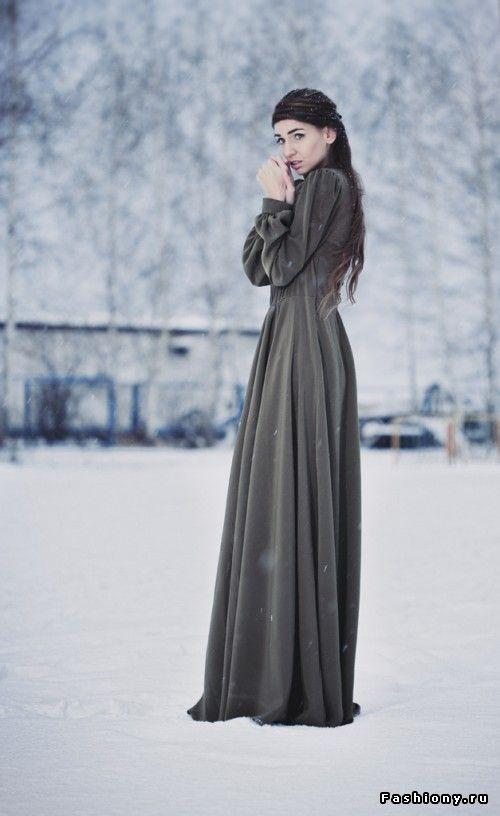 Картинки фотосессии зимой одной модели