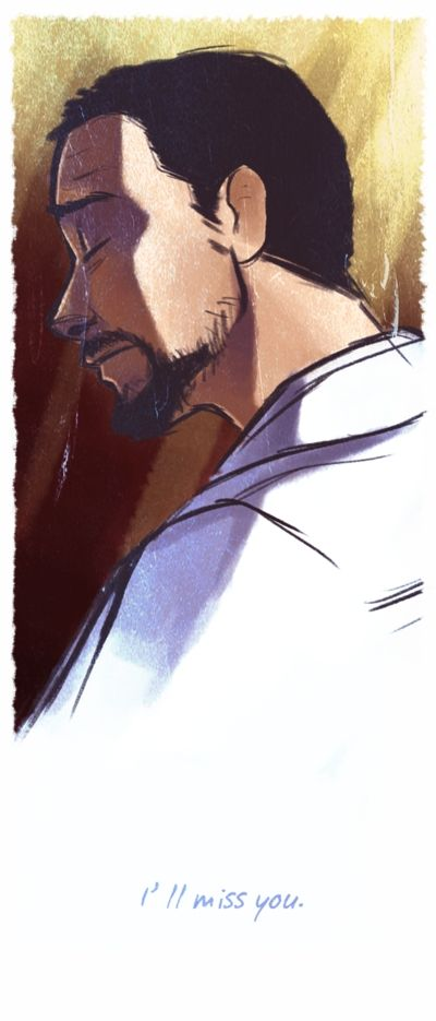 The Walking Dead, Lee Everett, Blue Shirt