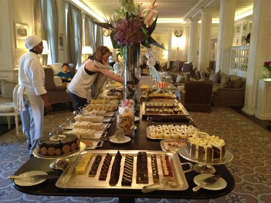 High Tea @ The Mount Nelson - done