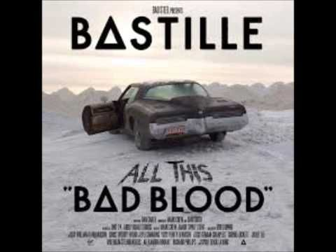 bastille bad blood track names