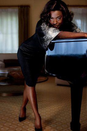 Viola Davis in O Magazine (June 2009)