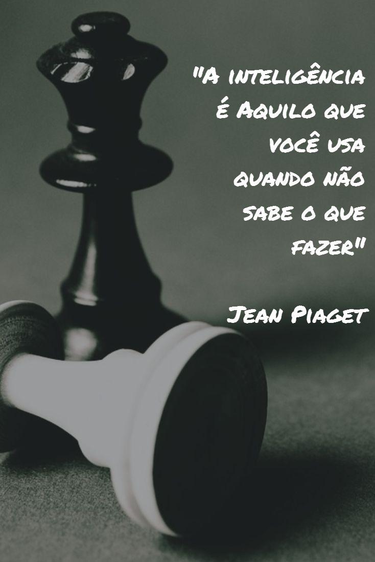 Um bom dia com Jean Piaget