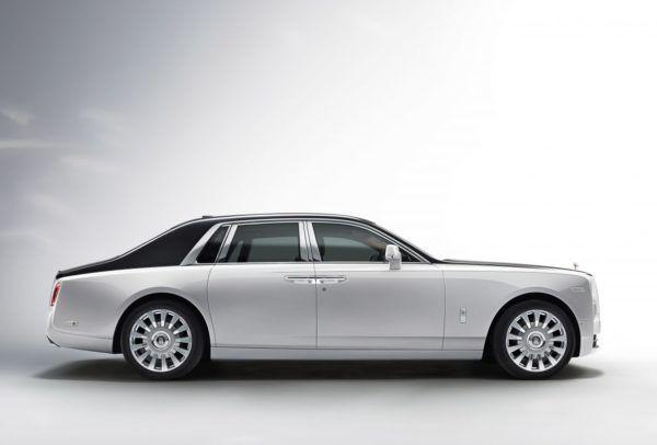 CARROS Configurator: Rolls-Royce Phantom VIIICarros