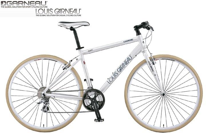 2012LOUIS GARNEAU CHASSE (LG WHITE)