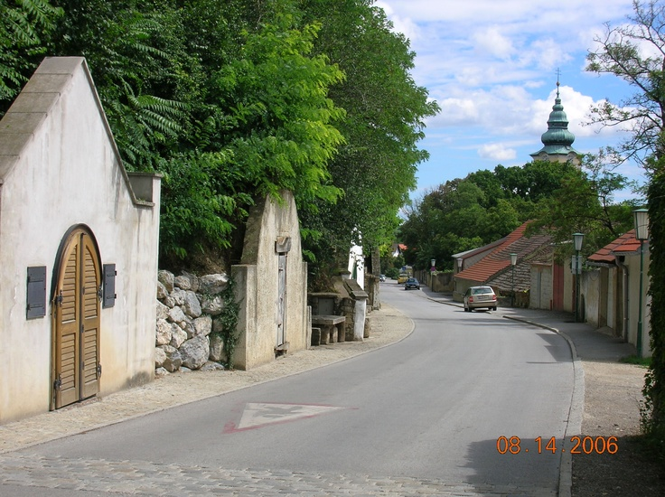 Neusiedl am See, Austria. The birthplace of my Grandfather.