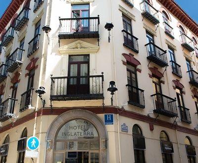 Hotel Inglaterra - Granada Spain