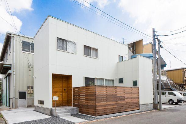 黒板塗装の秘密部屋がある家・間取り(愛知県名古屋市中川区) | 注文住宅なら建築設計事務所 フリーダムアーキテクツデザイン