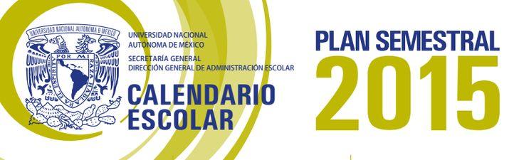 Desde el sitio oficial de la Facultad de Arquitectura te compartimos el Calendario Académico UNAM 2015-1 y 2,    http://arquitectura.unam.mx/calendario-unam-2015-1-y-2.html