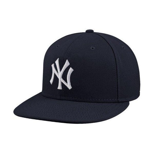 New York Yankees Hats - Yankees Snapback, Hat, Fitted, Caps ($26) ❤ liked on Polyvore