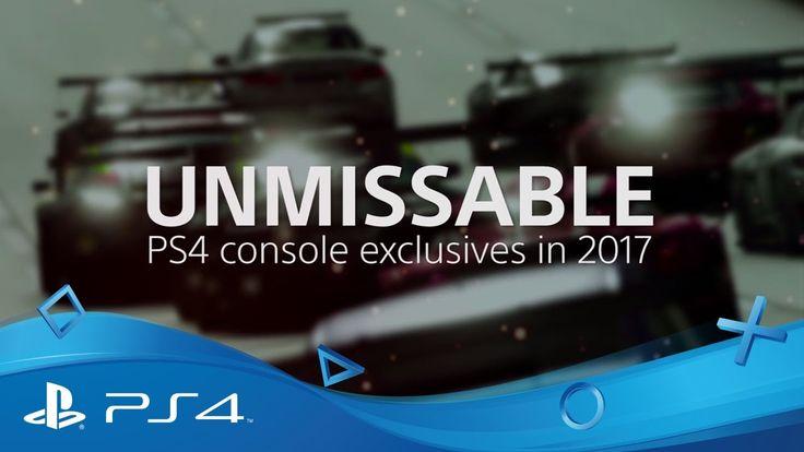 A Sony já começou o ano de 2017 instigando seus consumidores para o que está por vir neste novo período. Confira um vídeo que mostra novos jogos!