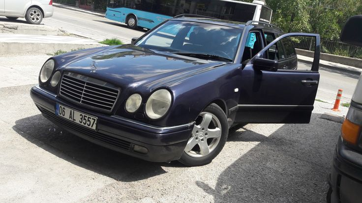 Mercedes E200 SW