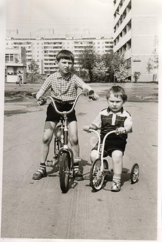 Фотография - Бестужевых, 13 - Фотографии старой Москвы