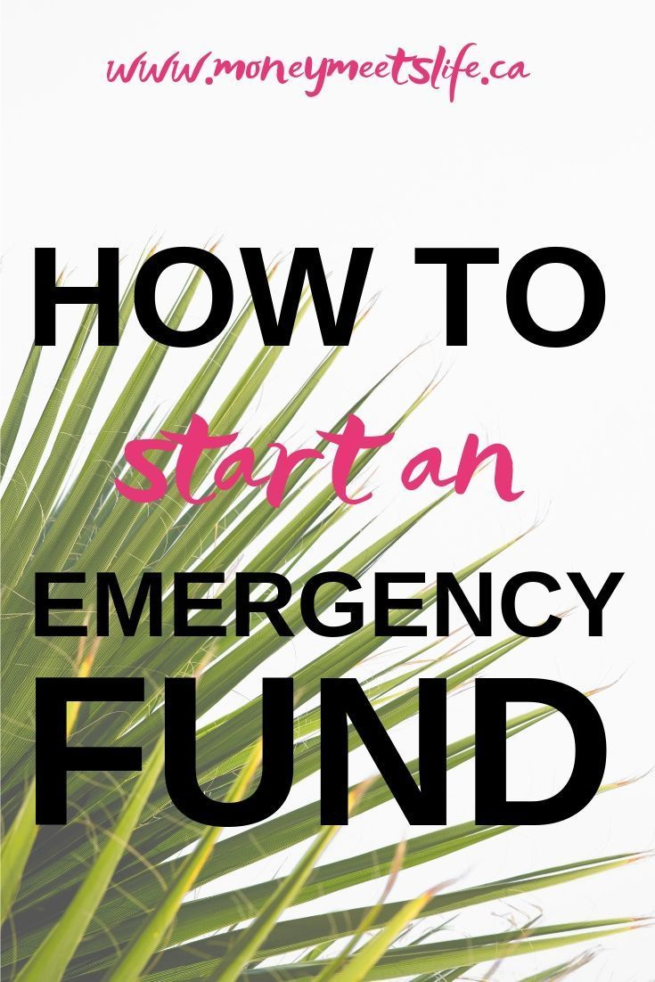 Everything You Need To Know About Emergency Funds Emergency Fund