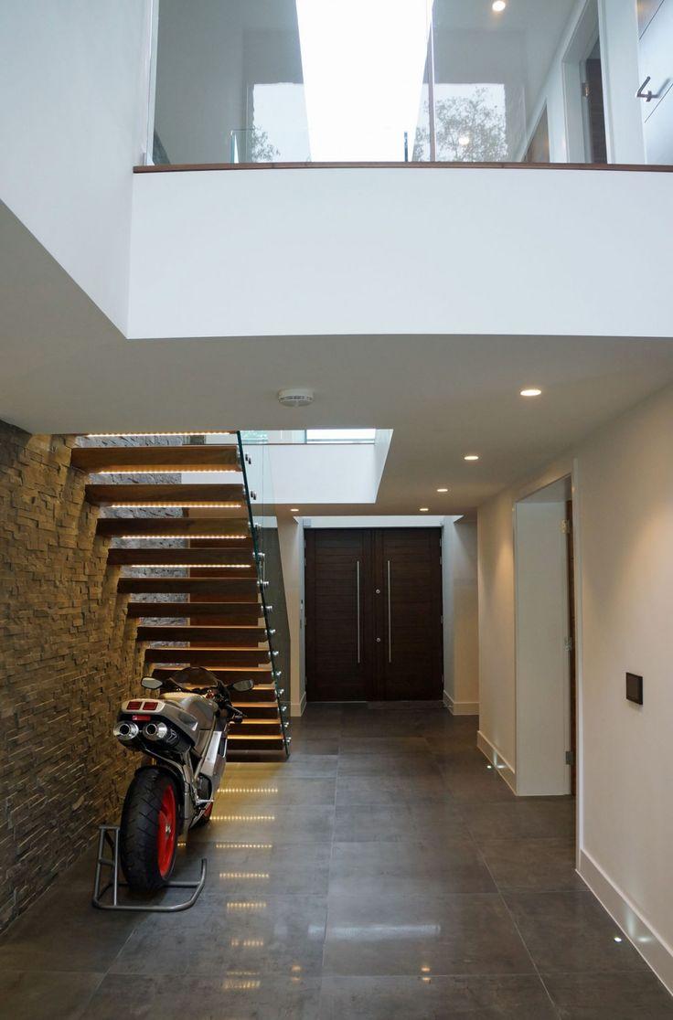 29 besten Treppe Bilder auf Pinterest | moderne Treppe, Stiegen ...