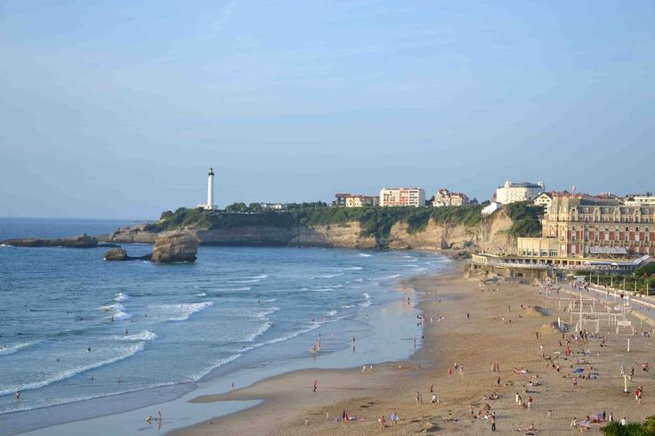 Biarritz, FRANCE - 07.12  #paysbasque #biarritz #surf #france