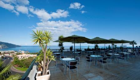 Séjour Madère Lastminute, promo séjour Funchal pas cher au Hôtel Madeira Panoramico 4* à Madère prix promo Lastminute de 549,00 € TTC au lieu de 1 199.00 € 8J / 7N