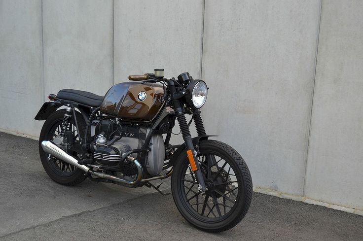 BMW R80GS Enduro von NCT Motorcycles: Erobern Sie jedes Terrain