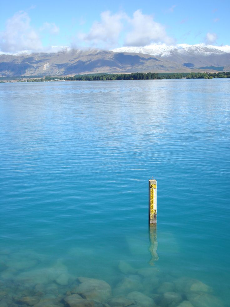 Lake South Island New Zealand By www.silberhorn.co.nz  #travel #nz #travelNZ