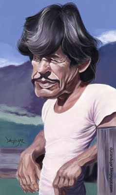 #Charles_Bronson #Caricature #Art  For more great pins go to @KaseyBelleFox