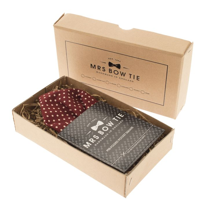 Burgundy Dot Pocket Square   From Mrs Bow Tie   Price £16