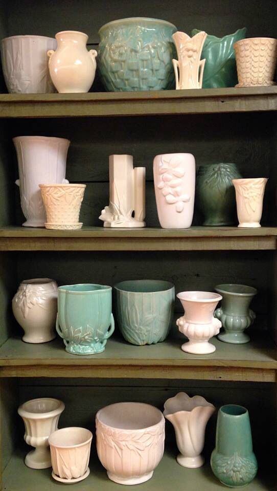 Yummy McCoy Pottery collection