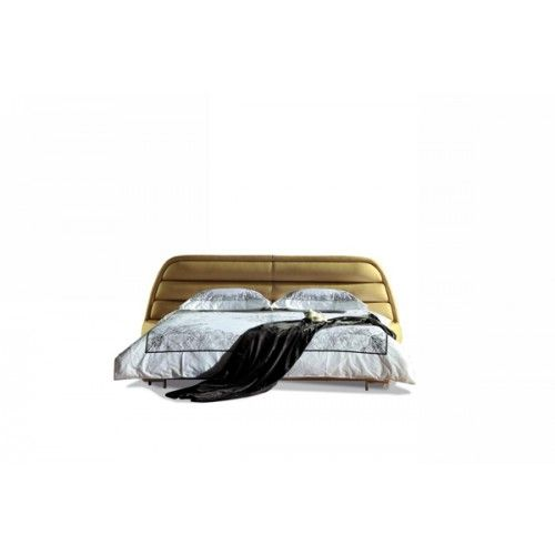 VIG Furniture   B803   Modern Eco Leather Bed   VGEVBB803