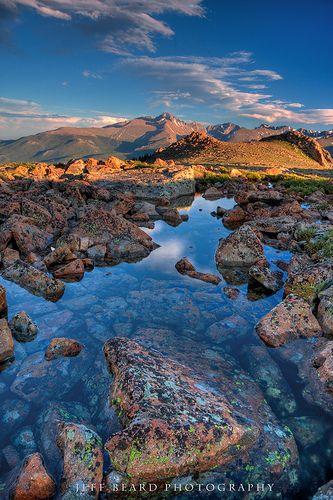 ~~Long's Peak Sunset - Rocky Mountain National Park, Colorado by Jeff Beard~~