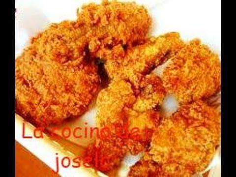 POLLO BROSTER (TIPO KFC)