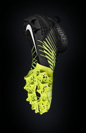 "NIKE, Inc. - Nike Football Accelerates Innovation with 3D printed ""Concept Cleat"" for Shuttle"