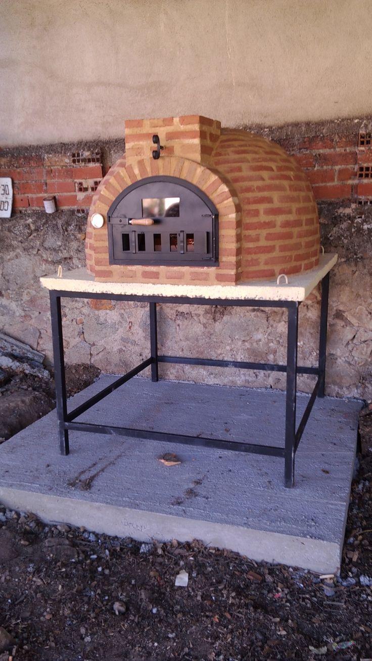 Hacer Un Horno De Lea Affordable Cool Tu Pizza Party En Casa Tu - Como-construir-un-horno-de-lea