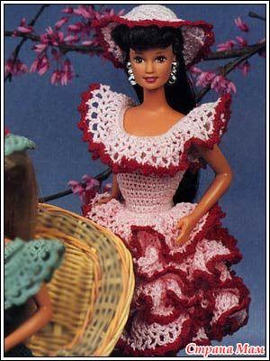 Весенние платья - Эшли - Гардероб для куклы - Страна Мам