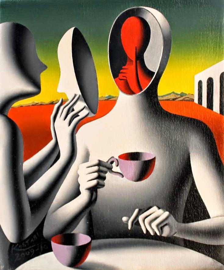 Mark Kostabi, 1960 ~ Pop Symbolism painter   Tutt'Art@   Pittura * Scultura * Poesia * Musica  