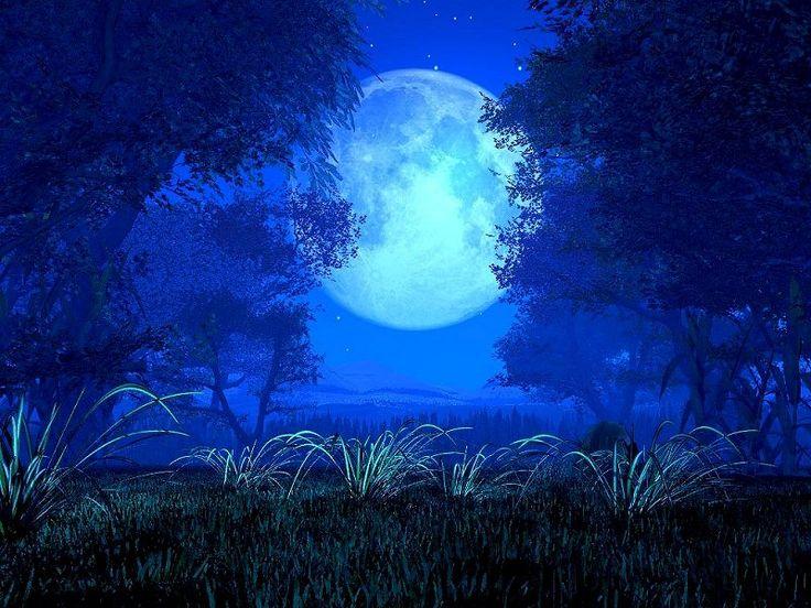 Il segreto  della luna blu...che travolge e rigenera