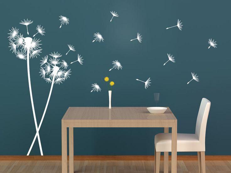 Leuchtende Kindertapeten : Pinterest Zimmer Gestalten, Wandtattoo Wohnzimmer et Kindertapeten
