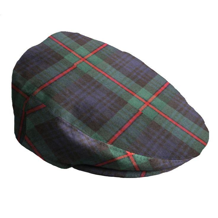 McKinley Tartan Flat cap