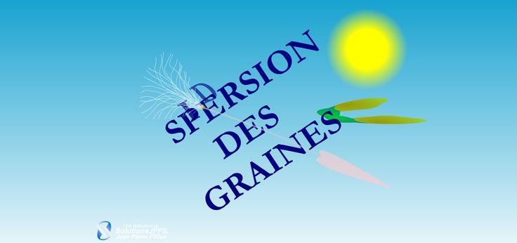 Dispersion des graines