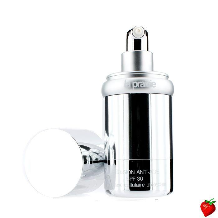 La Prairie Anti Aging Emulsion SPF 30 50ml/1.7oz #LaPrairie #Skincare #AntiAging #FREEShipping #StrawberryNET #Hotbuy