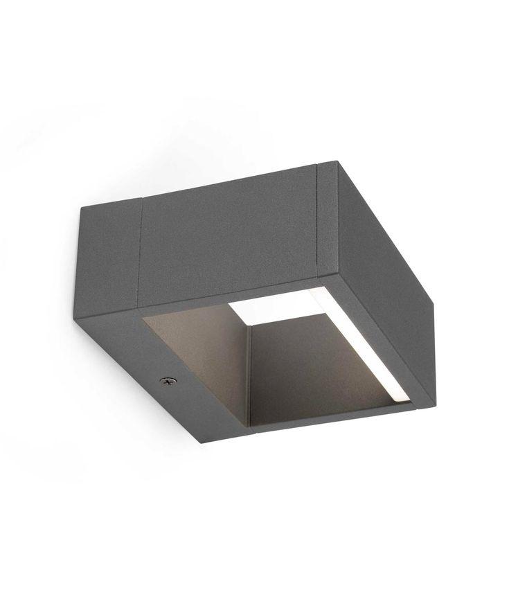 Aplique de exterior LED ALP