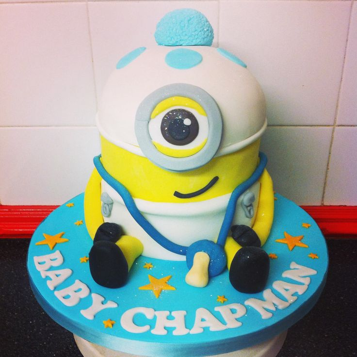 minion baby shower baby shower boys boy baby showers baby shower cakes