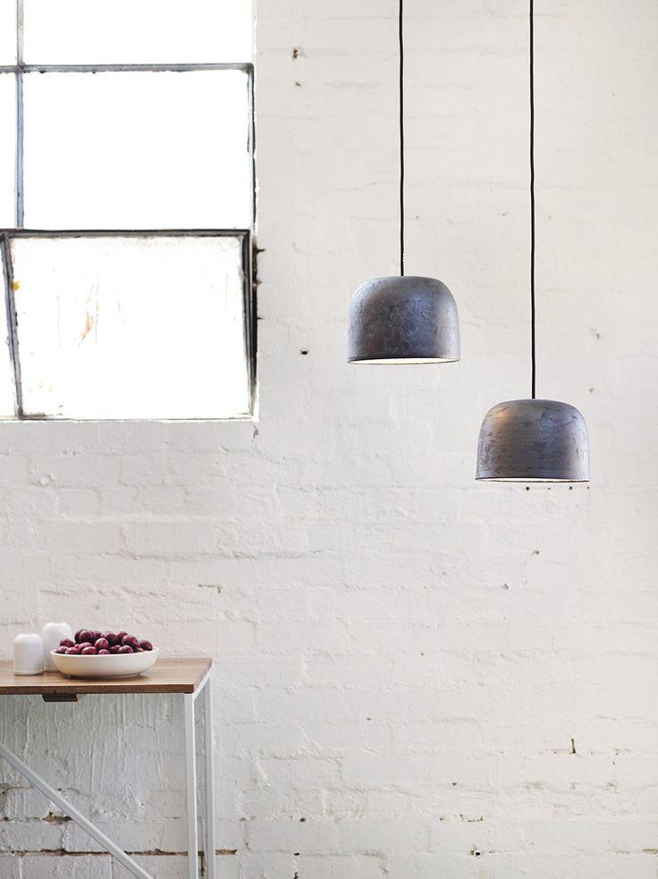 Large Potter Lights | Bruce Rowe Anchor Ceramics | © Scottie Cameron | Est Magazine