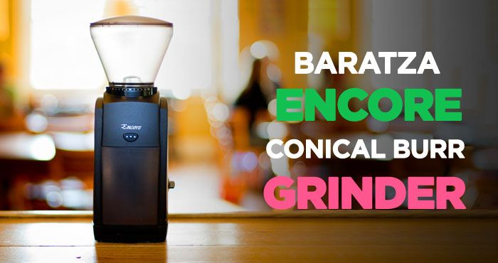 Baratza Encore Conical Burr Coffee Grinder is the first choice for anyone who loves coffee! Want to know why? Check here!  http://coffeebeangrinderplus.com/baratza-encore-review/