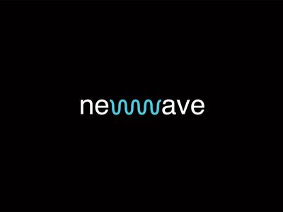 Newwave / logo  / repinned on www.tobydesigns.com