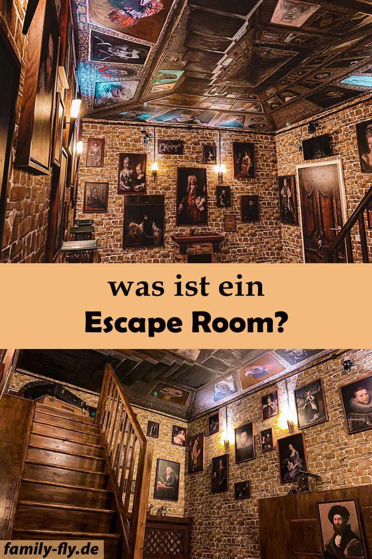 Was Ist Ein Escape Room In 2020 Escape Room Freizeitaktivitaten Deutschland