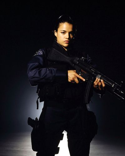 pictures of michelle rodriguez in swat | High quality, gloss or matt photo of Rodriguez, Michelle [SWAT]