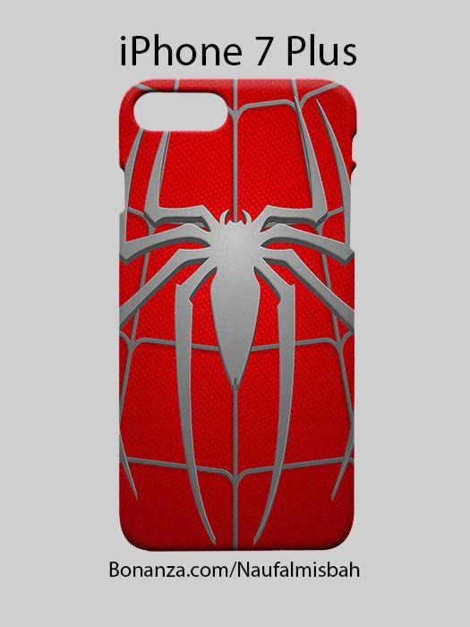 The Amazing Spiderman iPhone 7 PLUS Case Cover Wrap Around