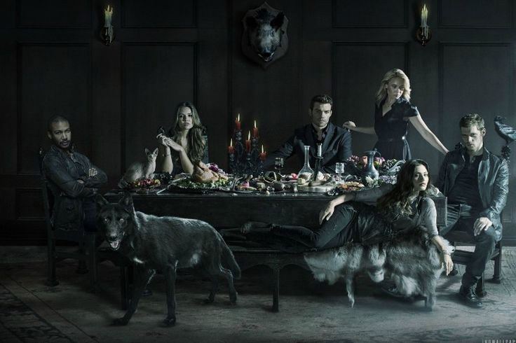 The Originals: een 'volwassen' serie over vampieren, weerwolven en hybrids